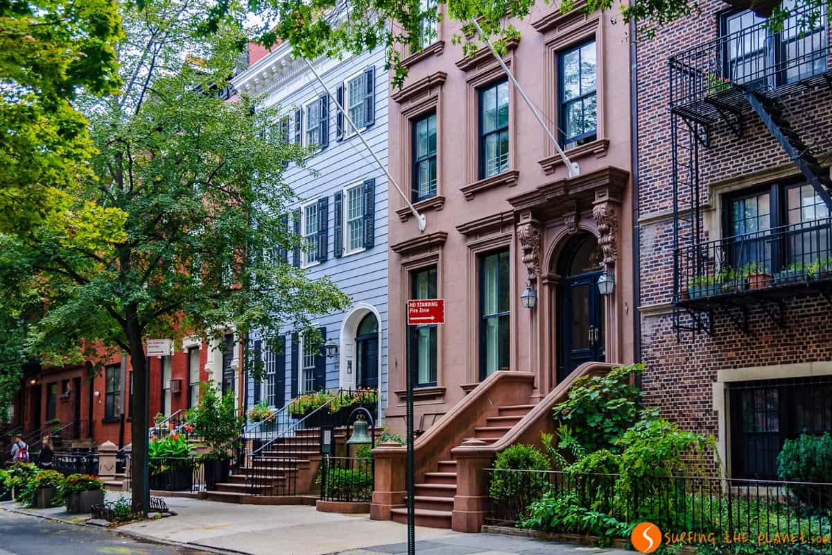 Casas en Brooklyn Heights, Nueva York | Qué visitar en Brooklyn
