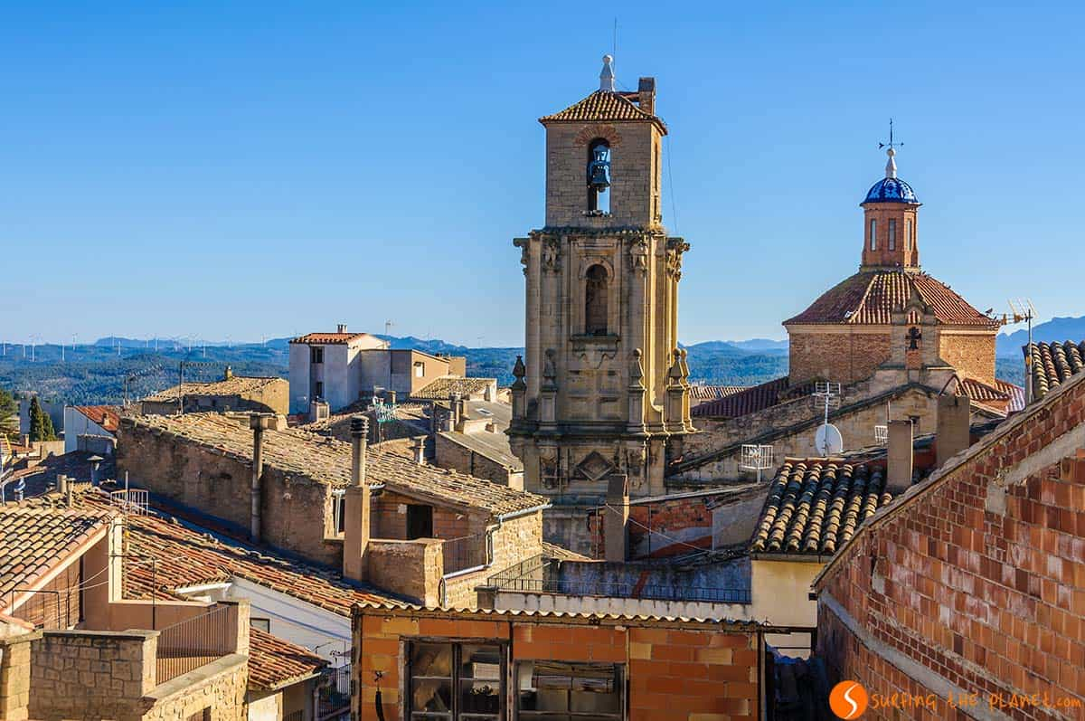 Things to see and do en Teruel | Old Town, Calaceite, Spain