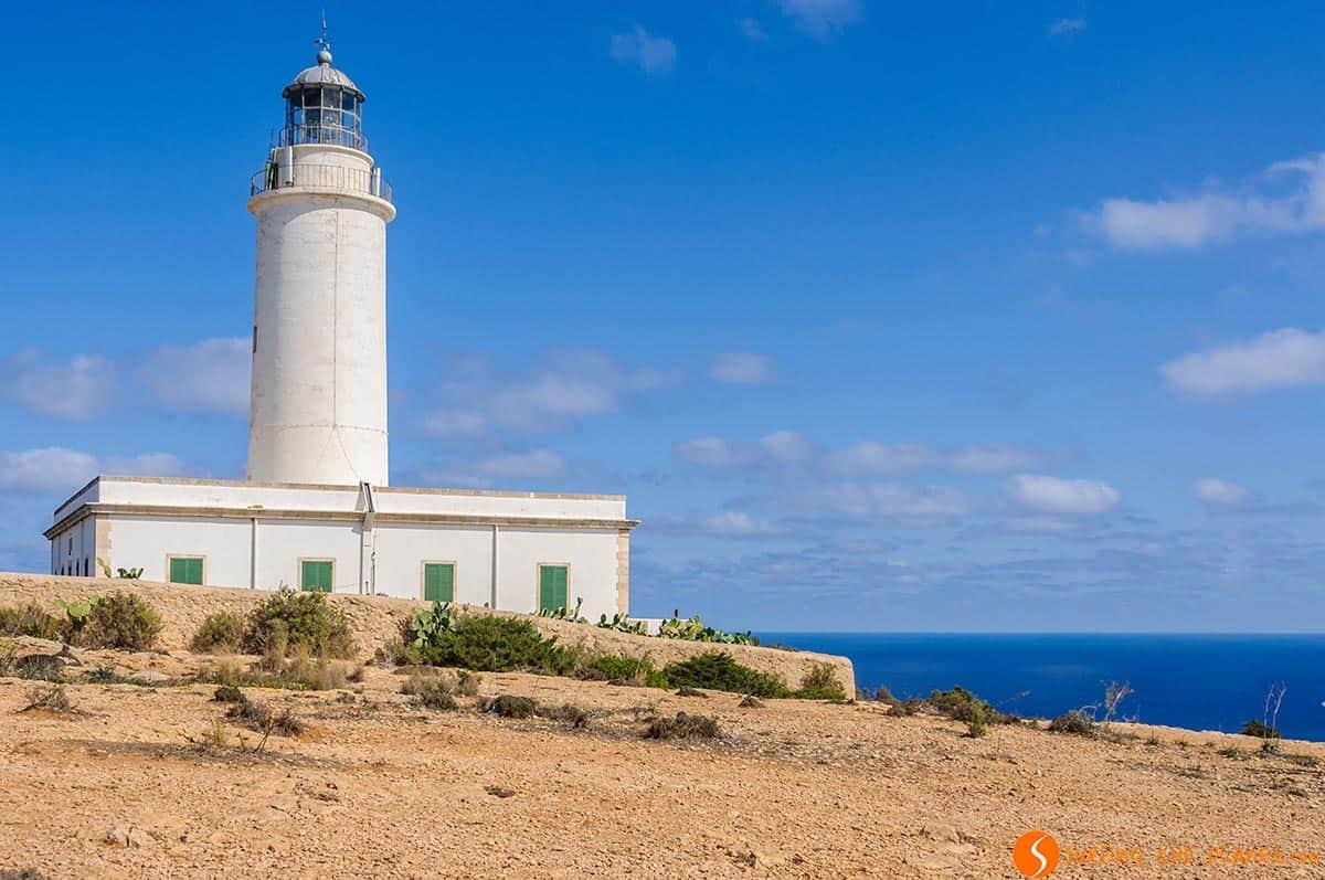 Faro della Mola, Formentera, Spagna