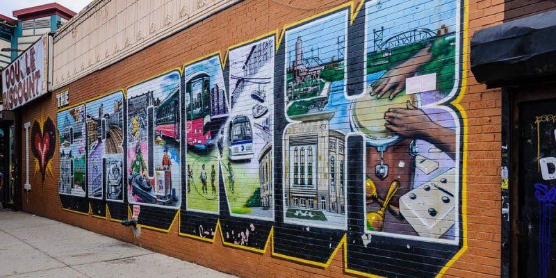 Graffiti, El Bronx, Nueva York
