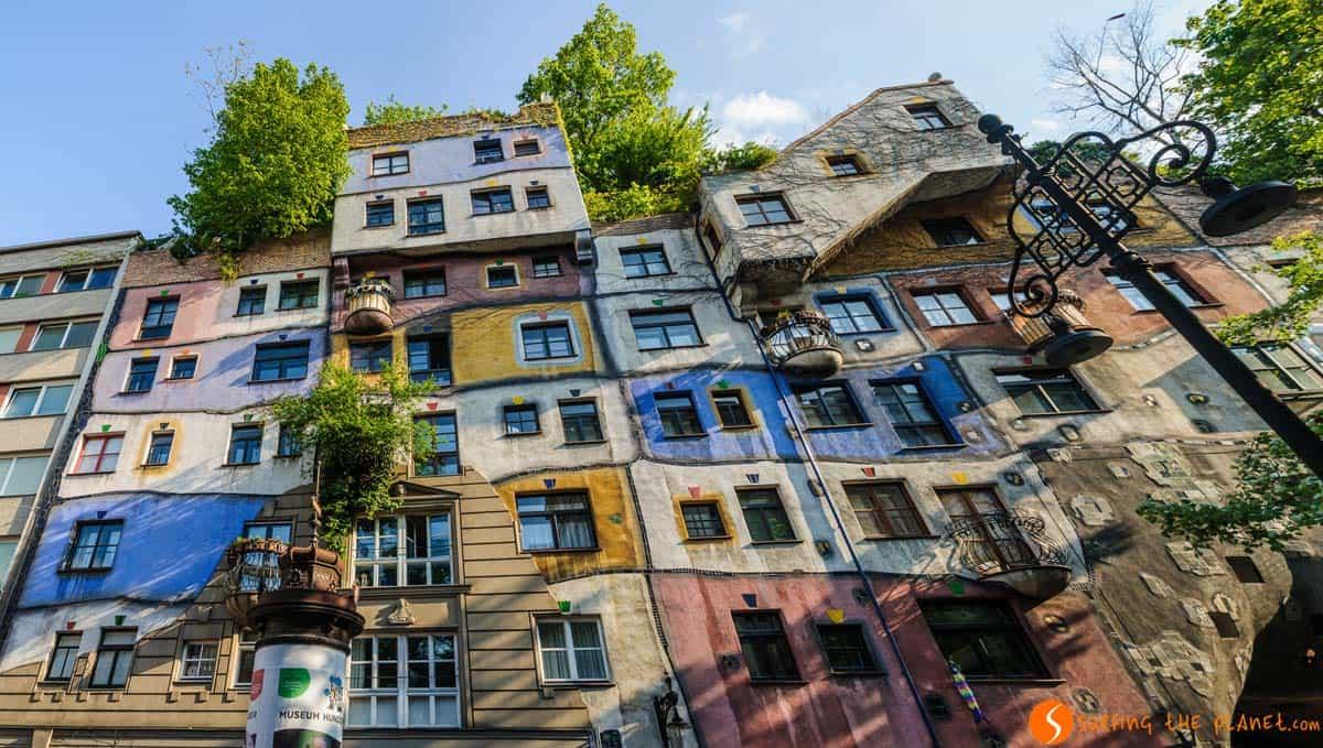Cosa vedere a Vienna in 2 giorni | Hundertwasserhaus, Vienna, Austria