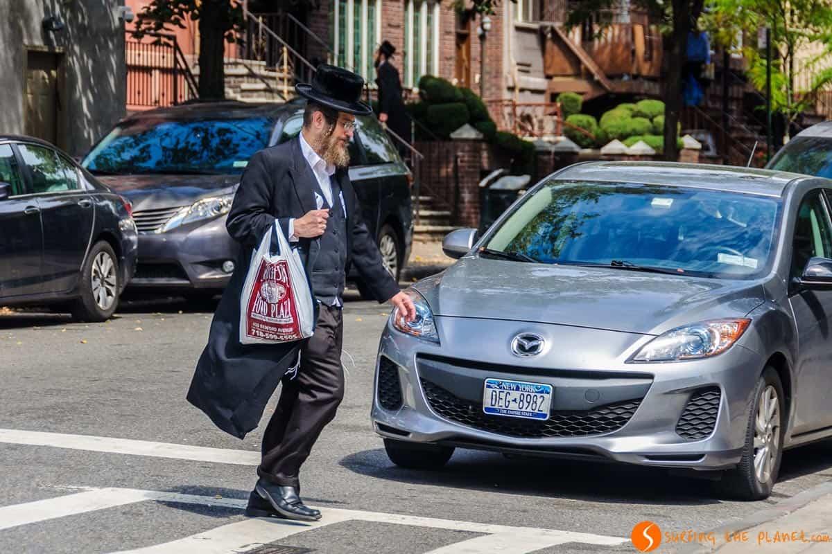 Judíos ortodoxos, Brooklyn, Nueva York