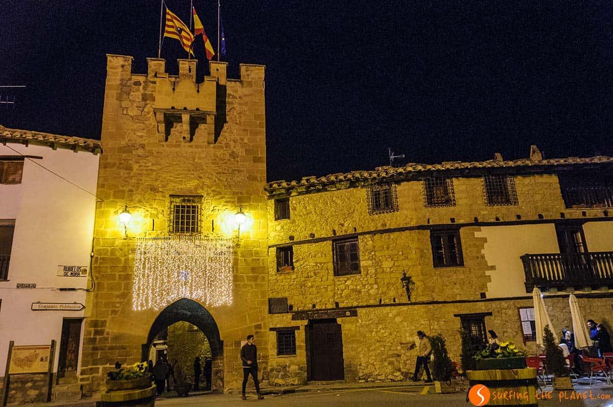 Mora de Rubielos, Teruel, España