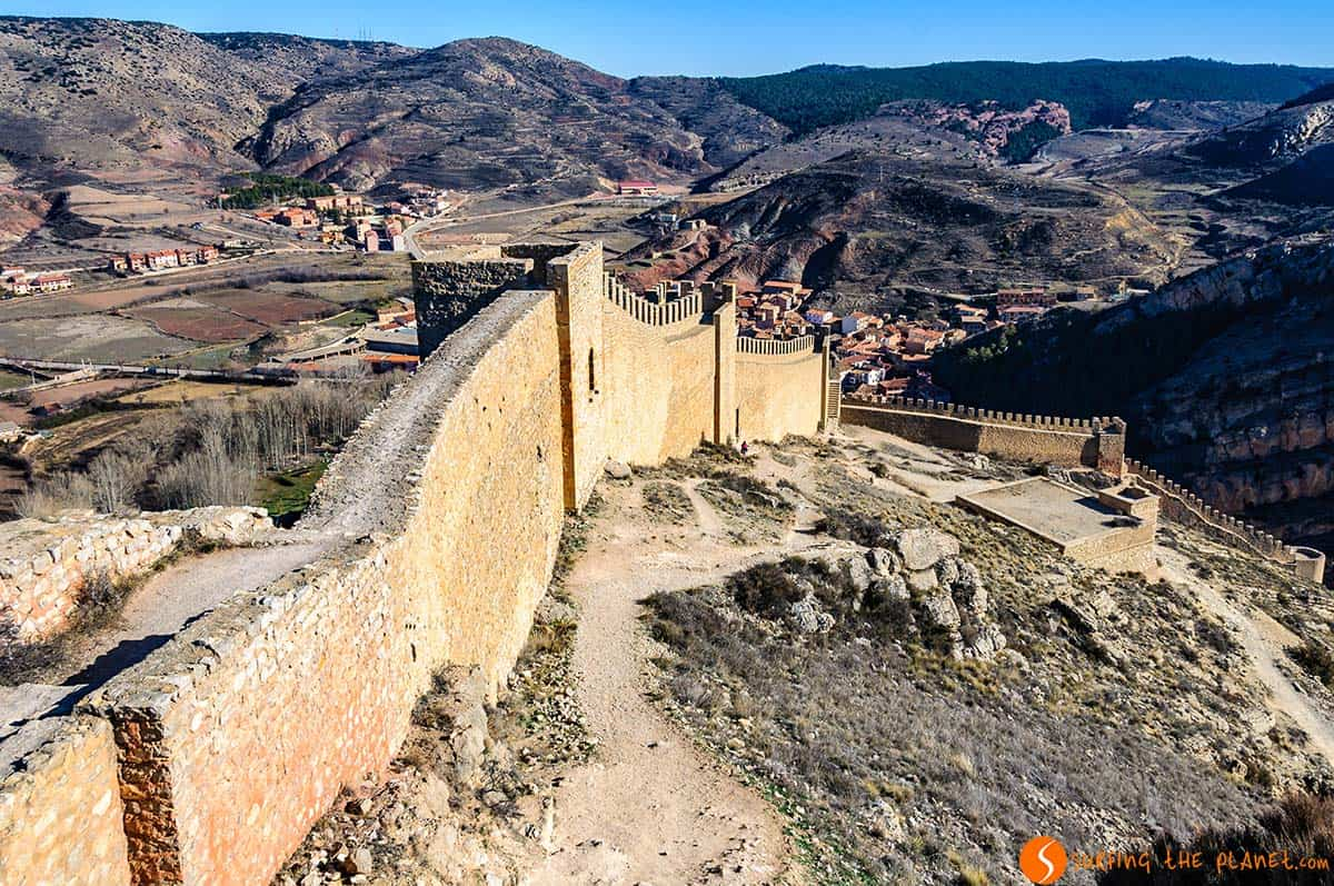 Muralla, Albarracín, Teruel, España | Qué visitar en Teruel