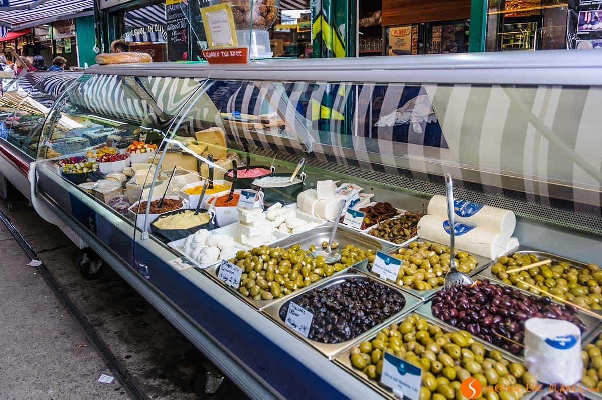 Naschmarkt, Vienna, Austria | Cosa vedere a Vienna in 2 giorni