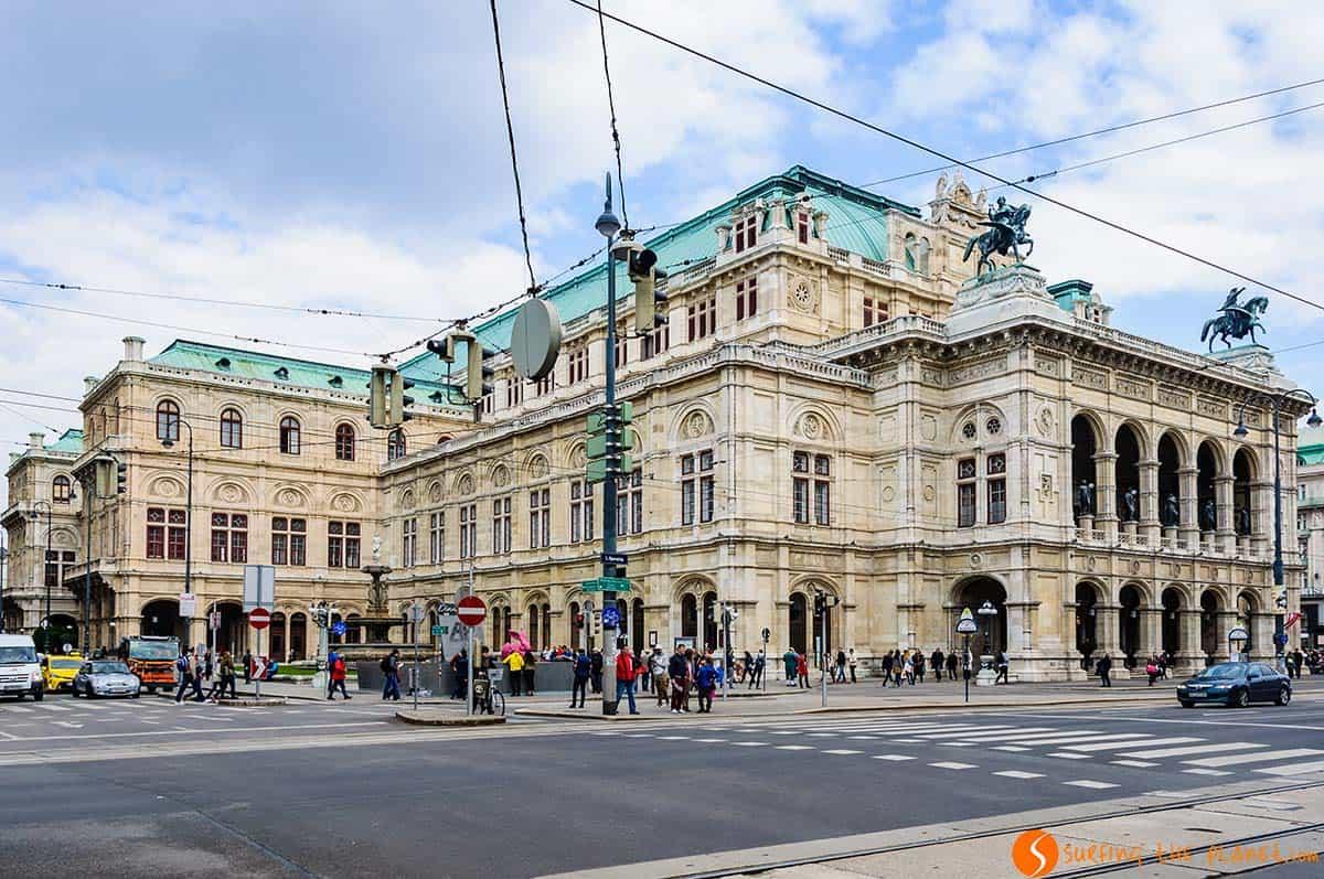 La Opera, Vienna, Austria
