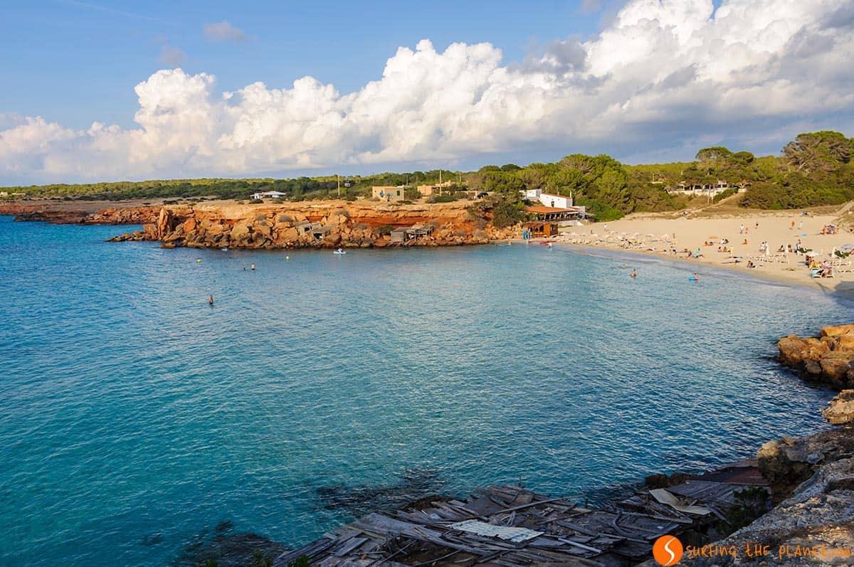 Spiaggia Cala Saona, Formentera, Spagna