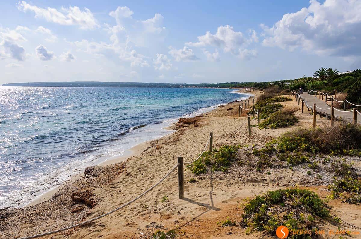 Playa Migjorn, Formentera, Spagna | Cosa fare e cosa vedere a Formentera