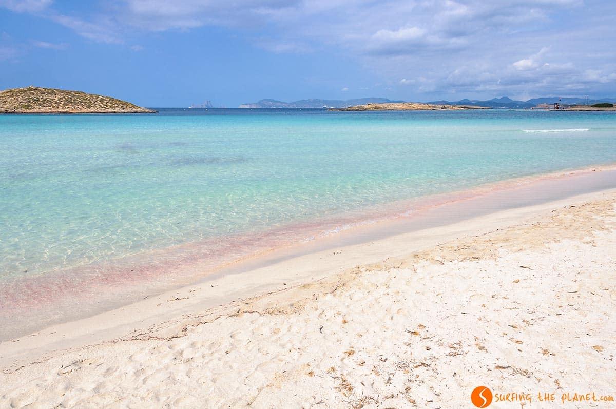 Spiaggia vergine, Ses Illetes, Formentera, Spagna | Cosa vedere a Formentera