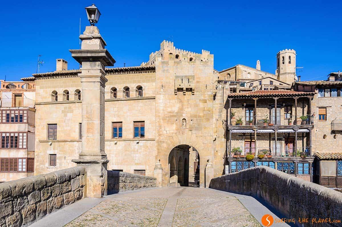 Puente del Piedra, Teruel, España