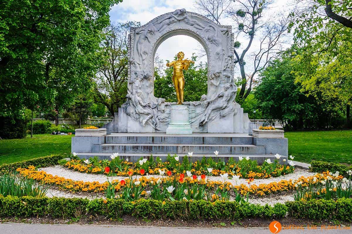 Parco della città, Vienna, Austria | Vienna in due giorni, cosa fare e vedere