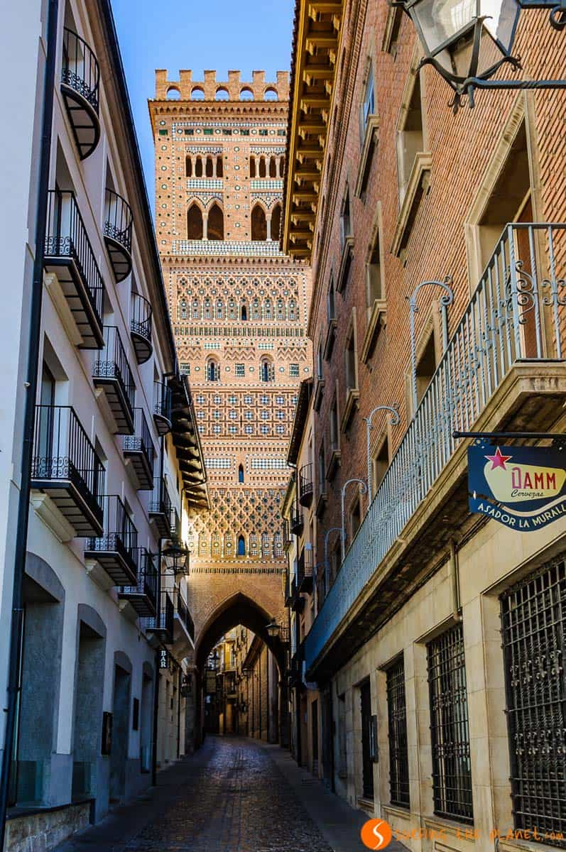 Torre del Salvador, Teruel, Spain | 10 Things to see and do in Teruel