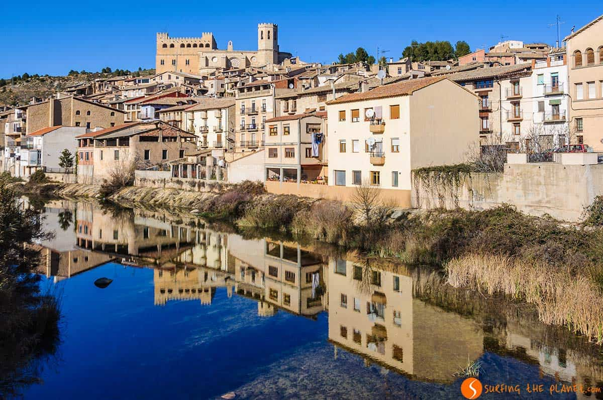 View of Old Town, Valderrobres, Spain | Places to visit in Teruel