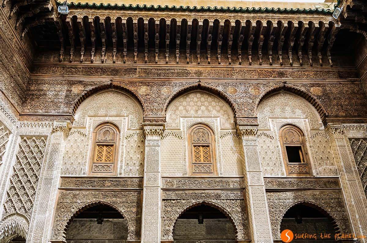 Madrasa Al-Attarine, Fez, Marruecos | Qué hacer en Fez en un día