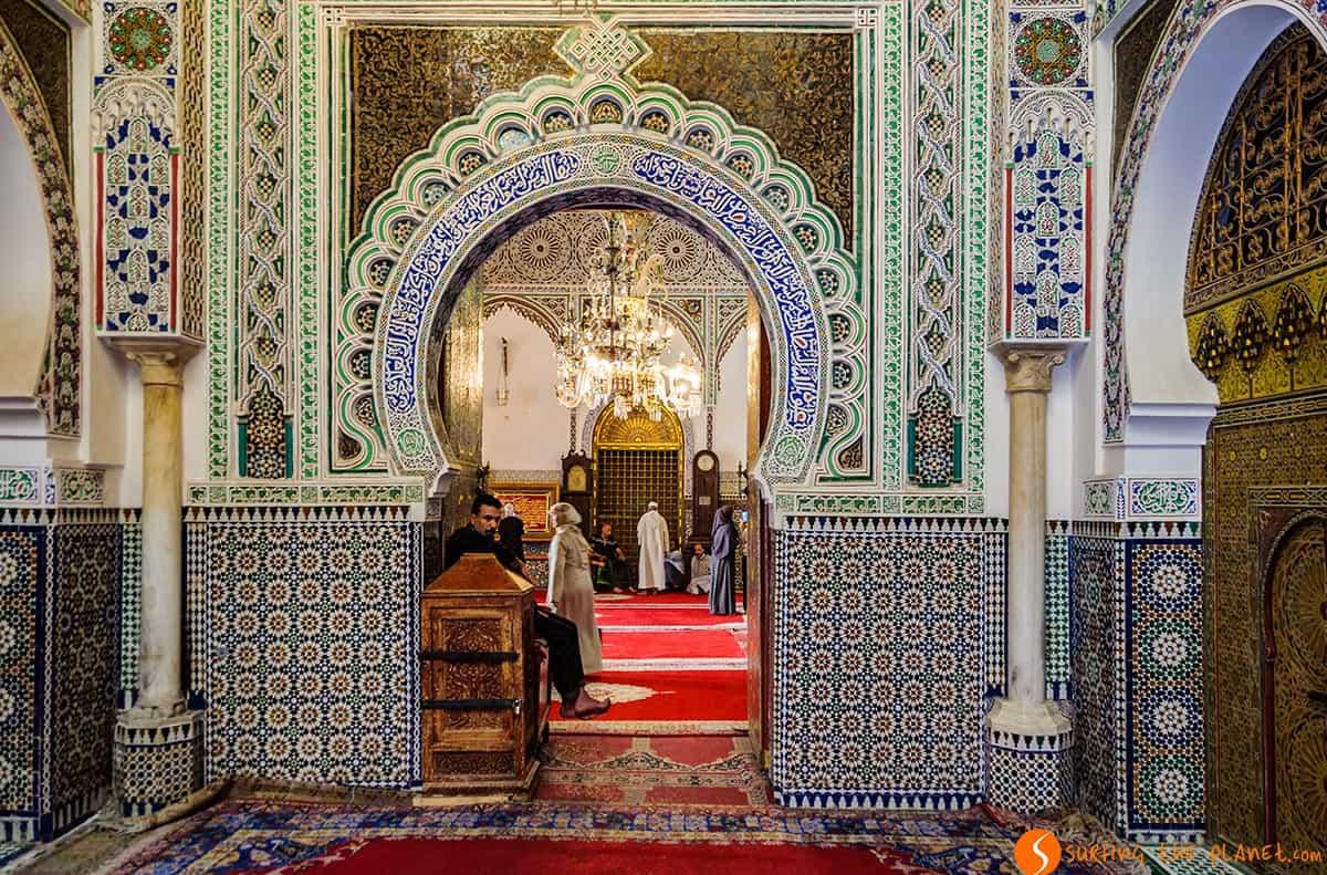 Mausoleo Mulay Idris, Fez, Marruecos | Qué ver y hacer en Fez en un día