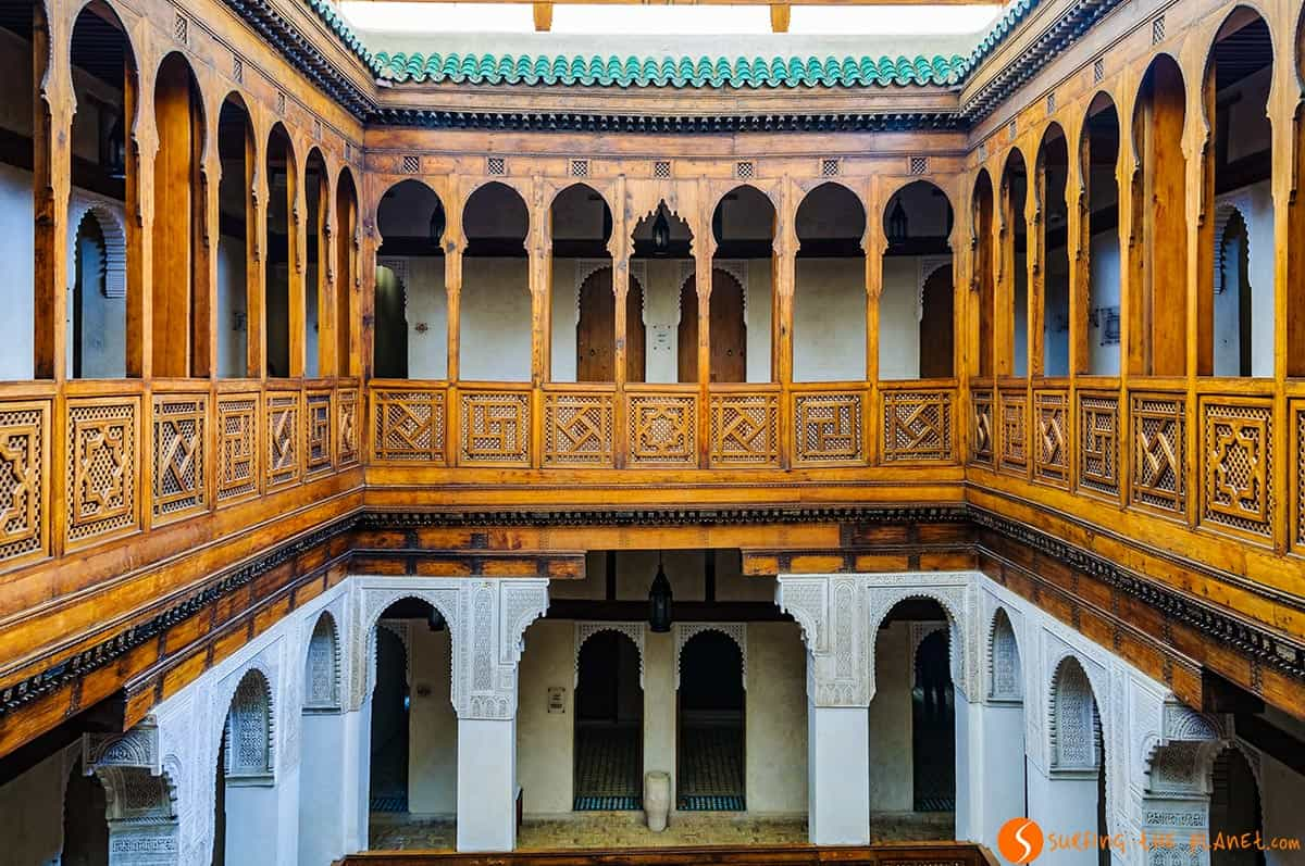 Museo Nejjarine, Fez, Marruecos