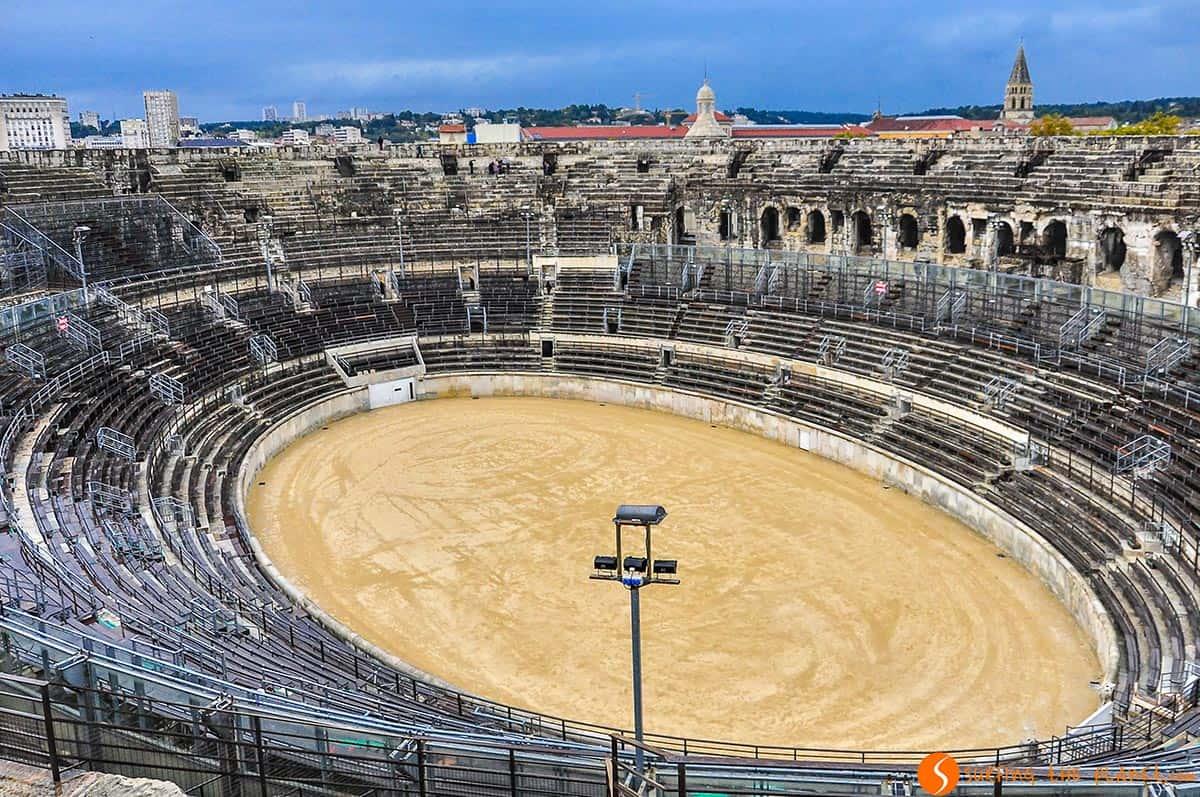 Arena, Nimes, La Provenza, Francia | Qué ver en la Provenza