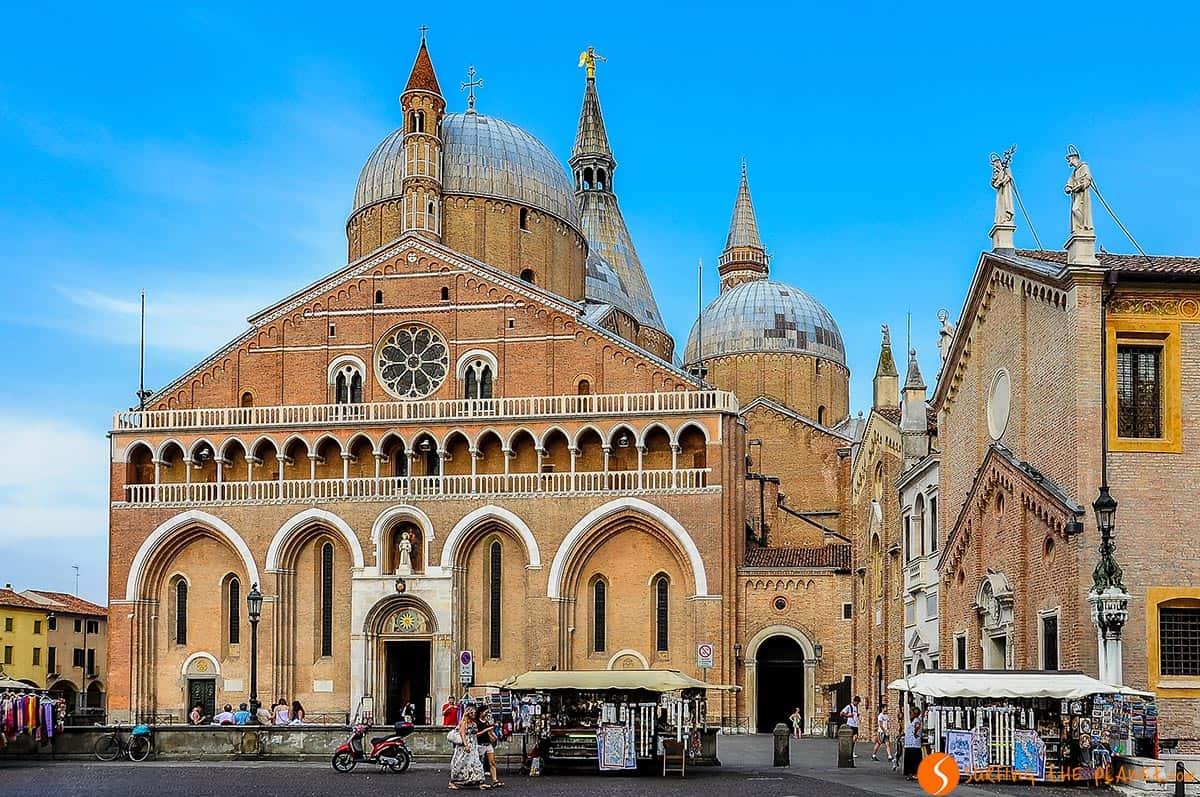 Basilica Sant'Antonio di Padova, Padova, Italia | Cosa vedere a Padova