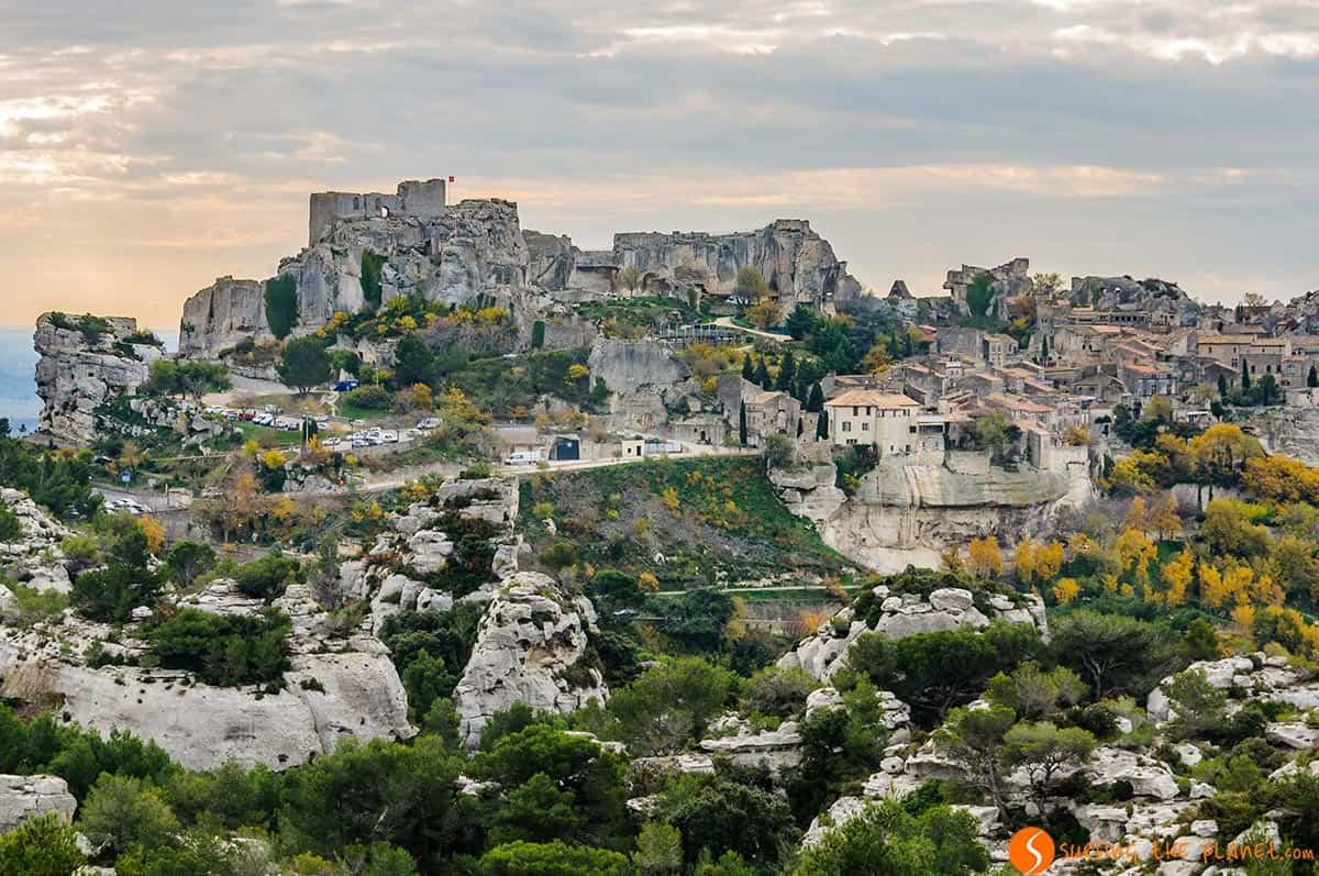 Castillo, Baux de Provence, Francia | Qué ver y hacer en la Provenza