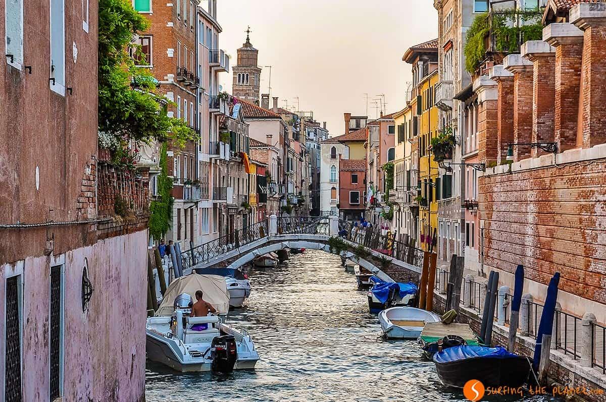 Canales, Venecia, Italia | Los mejores free tours en Europa