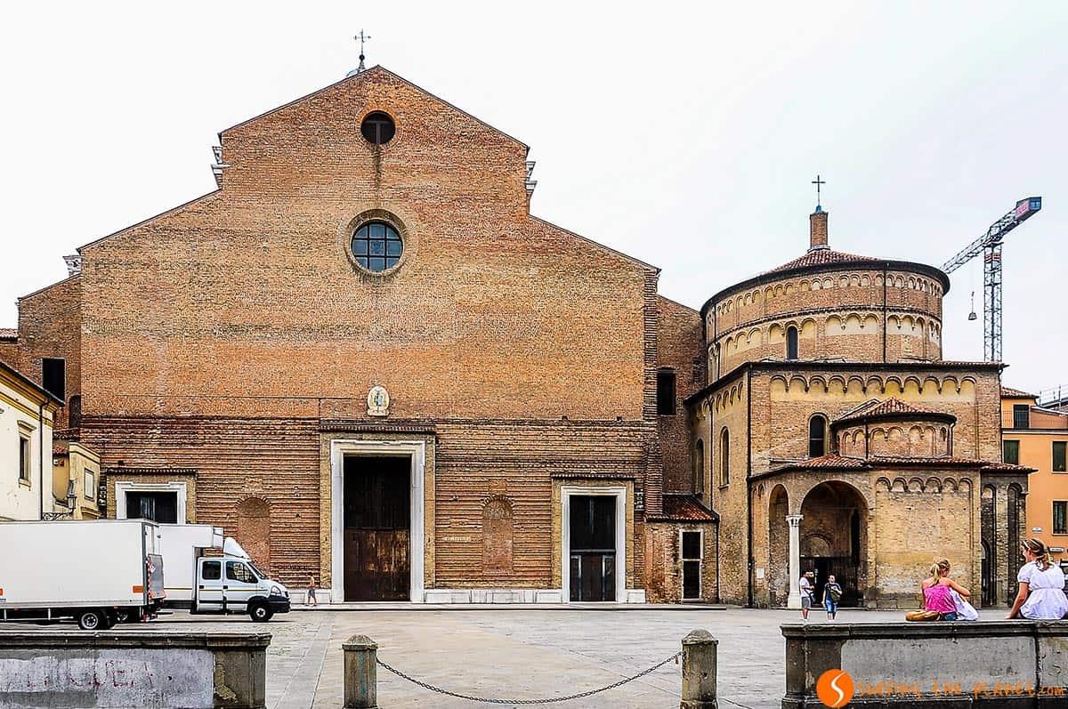 Catedral, Padua, Italia