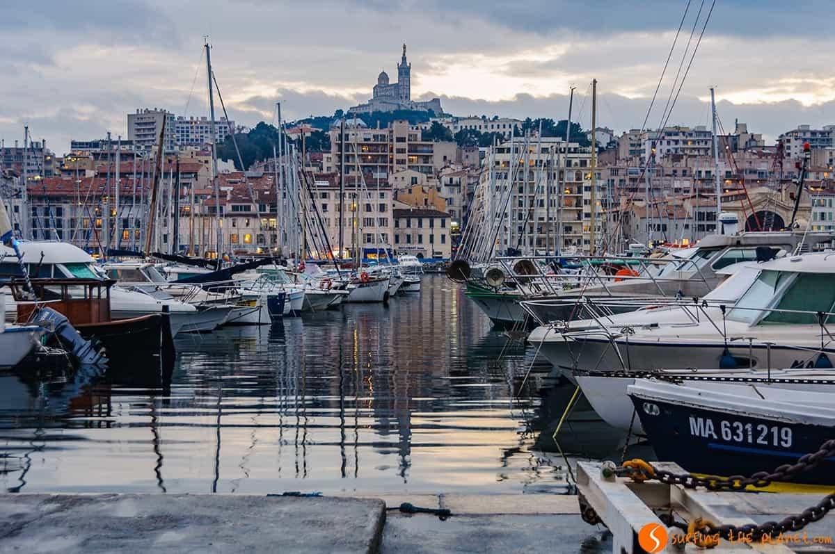 Puerto de Marsella, Provenza, Francia | Qué ver en la Provenza
