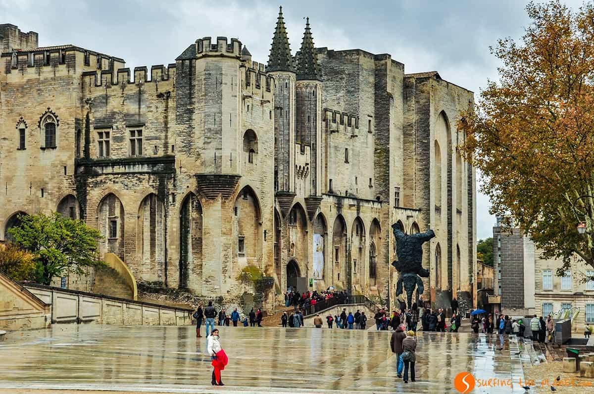 Palacio Papal, Avignon, Francia | Qué hacer en la Provenza