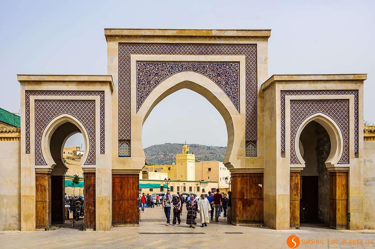 Plaza Rcif, Fez, Marruecos