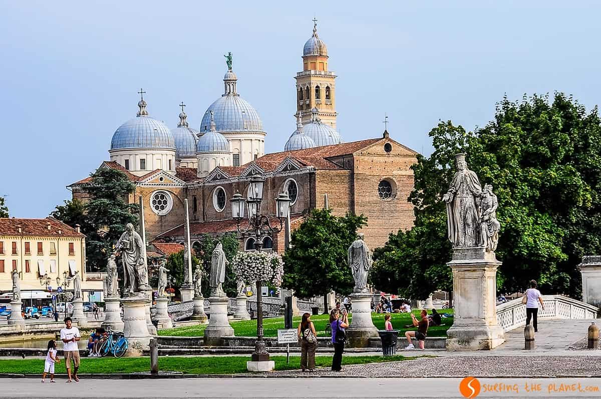 Prato della Valle, Padova, Italia | Cosa visitare a Padova