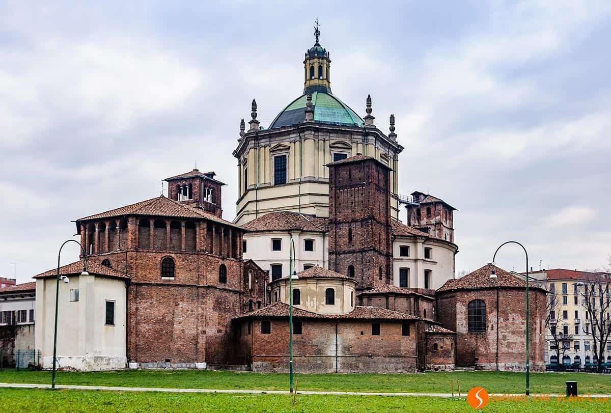 San Lorenzo Maggiore, Milan, Italia | Qué ver en Milán en 1 día