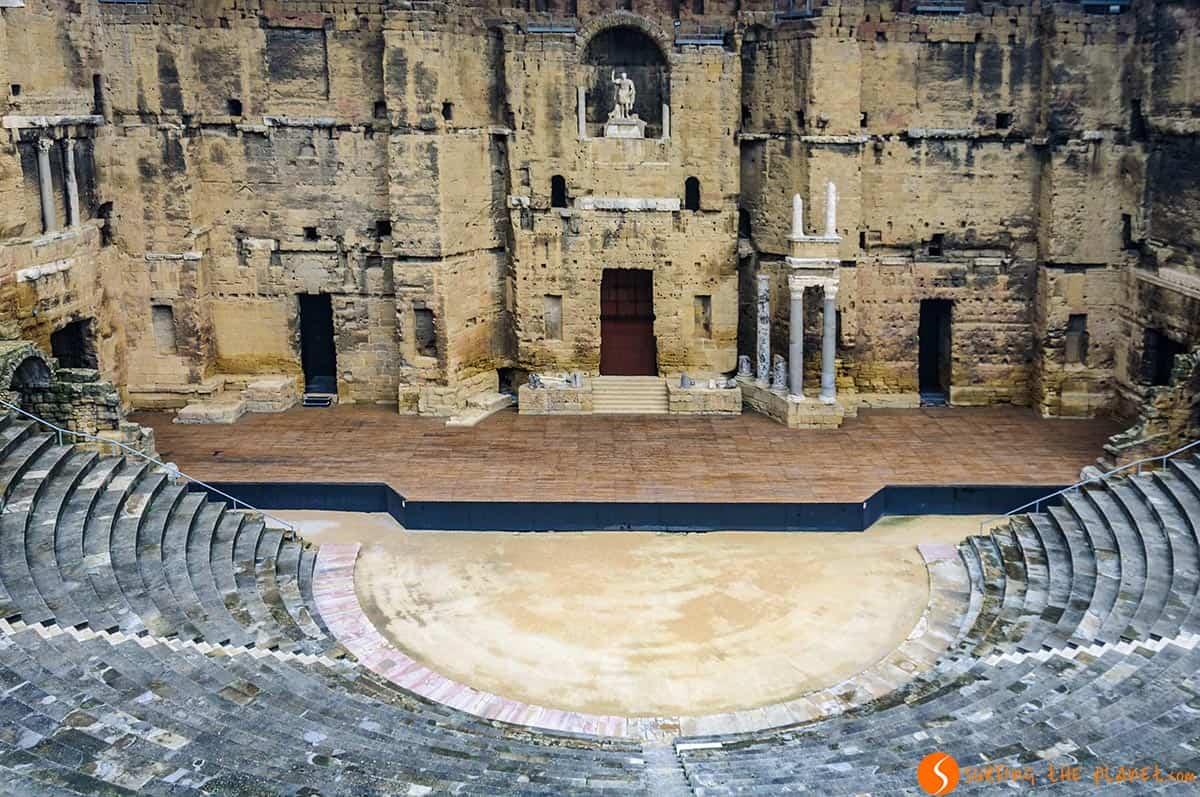 Teatro romano, Orange, Provenza, Francia | Qué visitar en la Provenza
