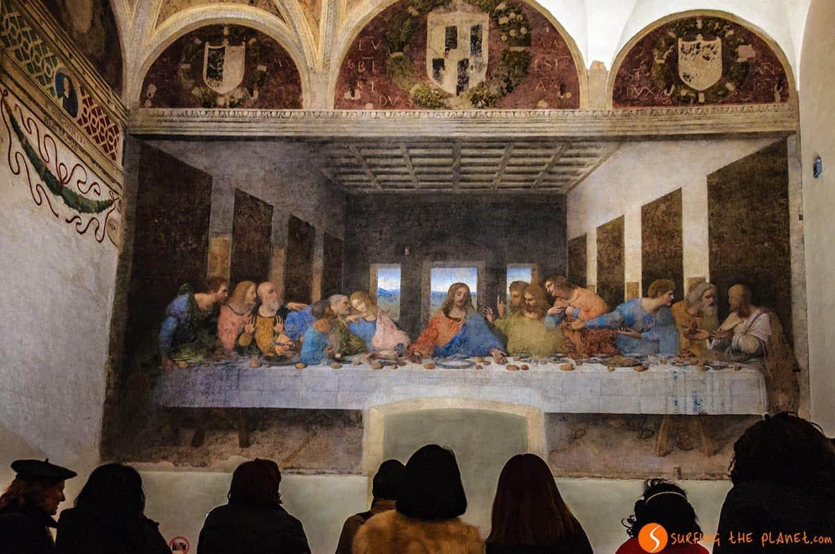 Ultima cena, Milan, Italia | Qué ver y hacer en Milán