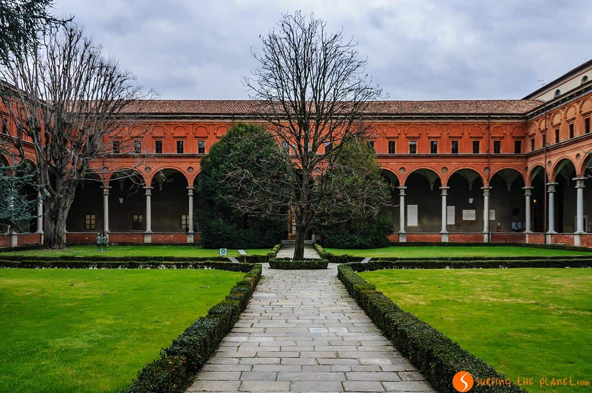 Universidad Estatal, Milan, Italia