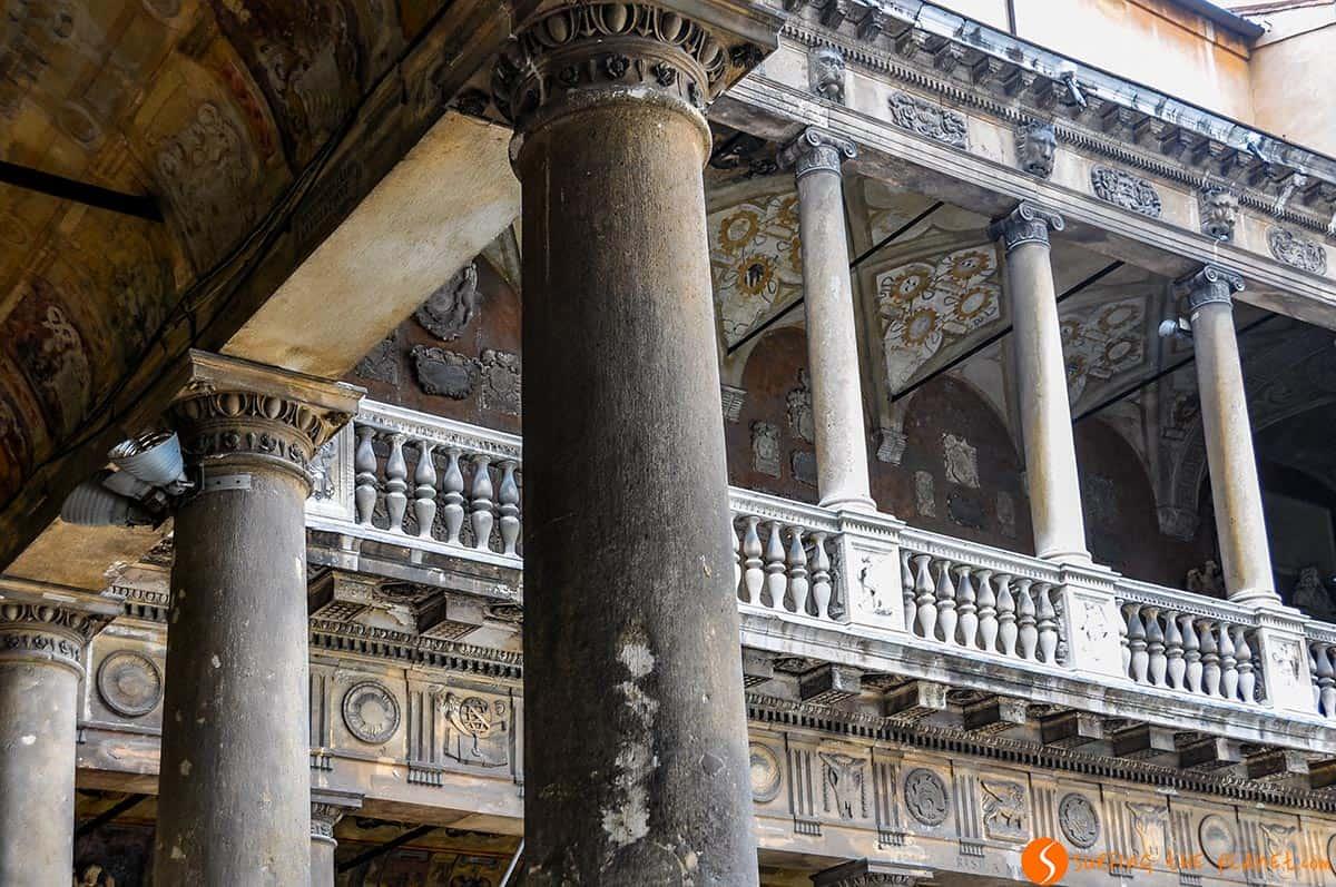 Universidad, Padua, Italia