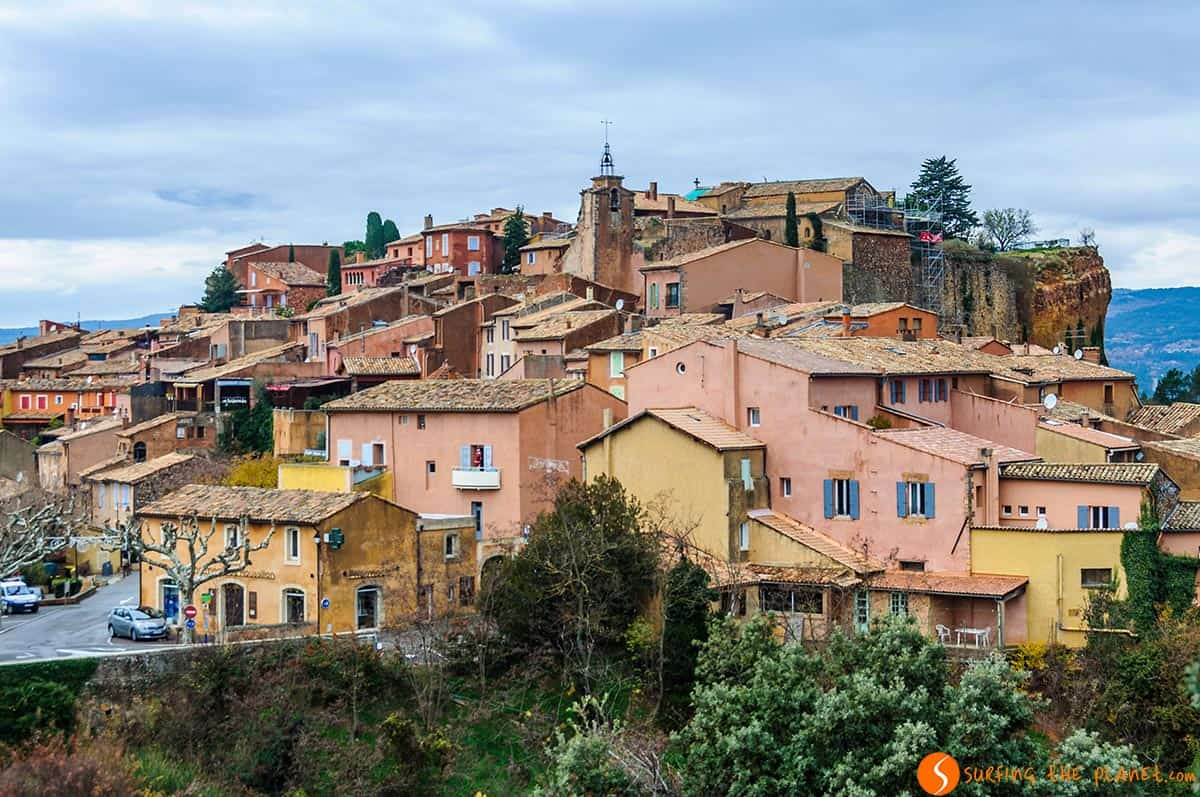 Roussillon, Provenza, Francia | Qué visitar en la Provenza
