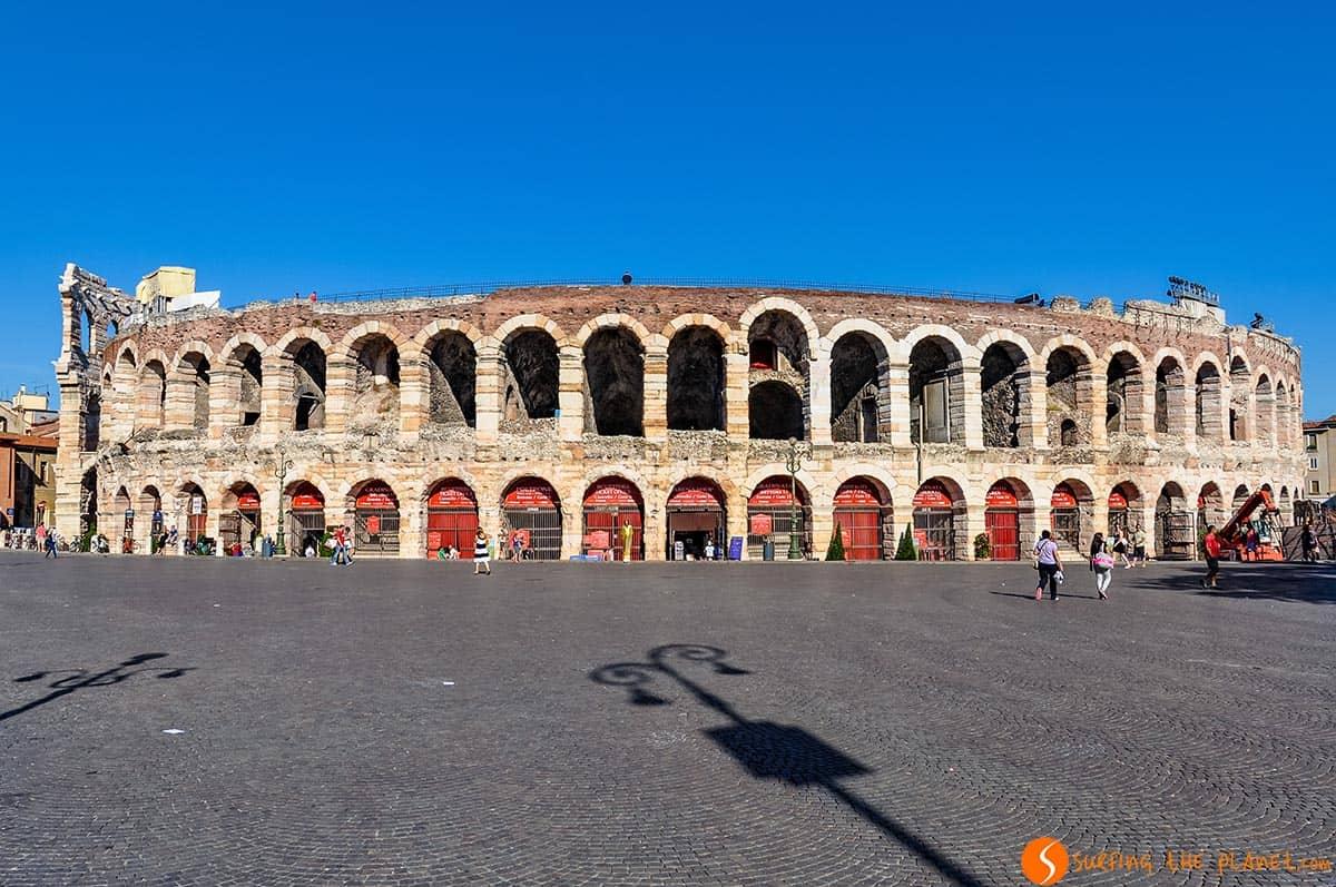 La Arena, Verona, Italia | Qué ver en Verona en un día