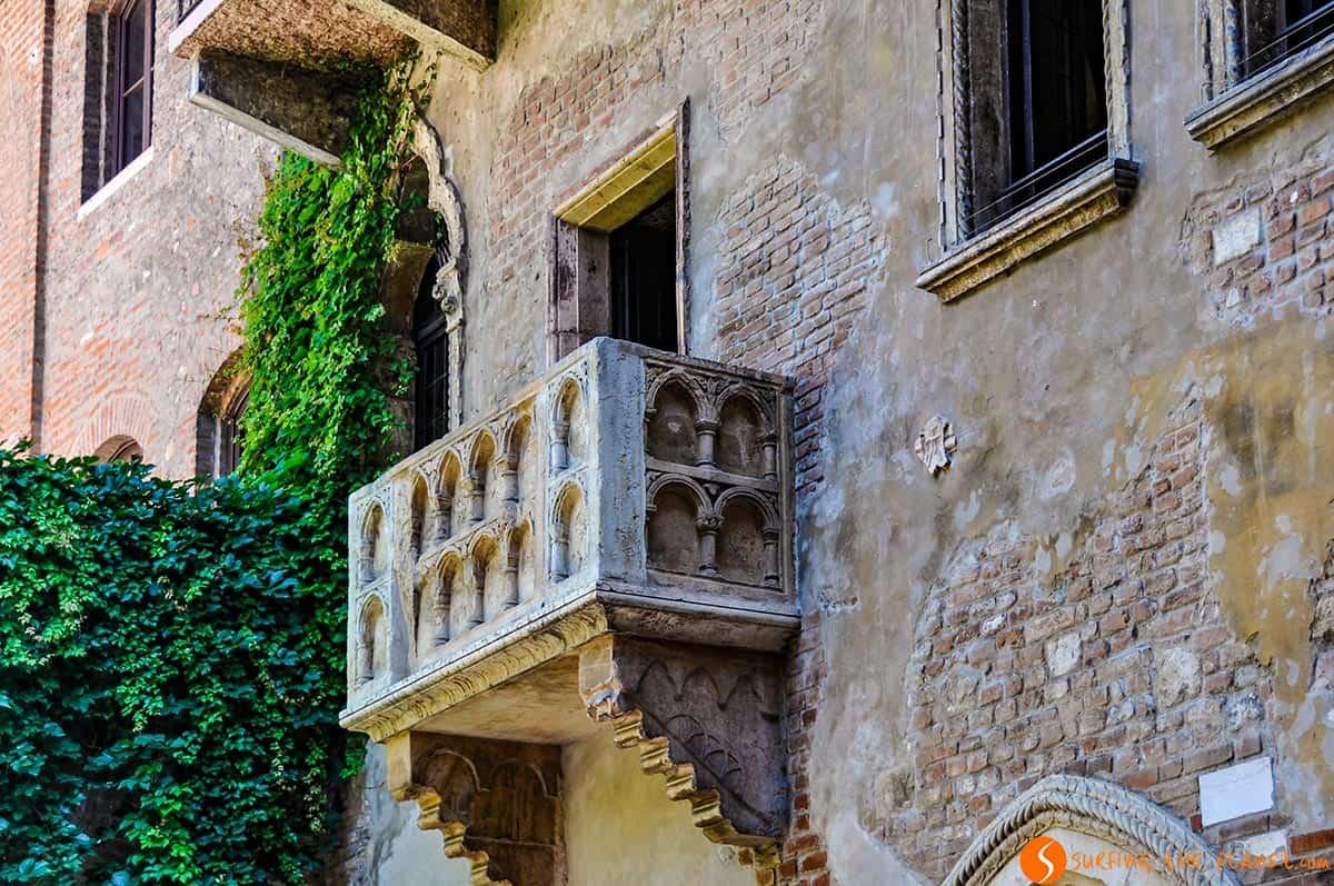 Casa de Julia, Verona, Italia | Verona en un día
