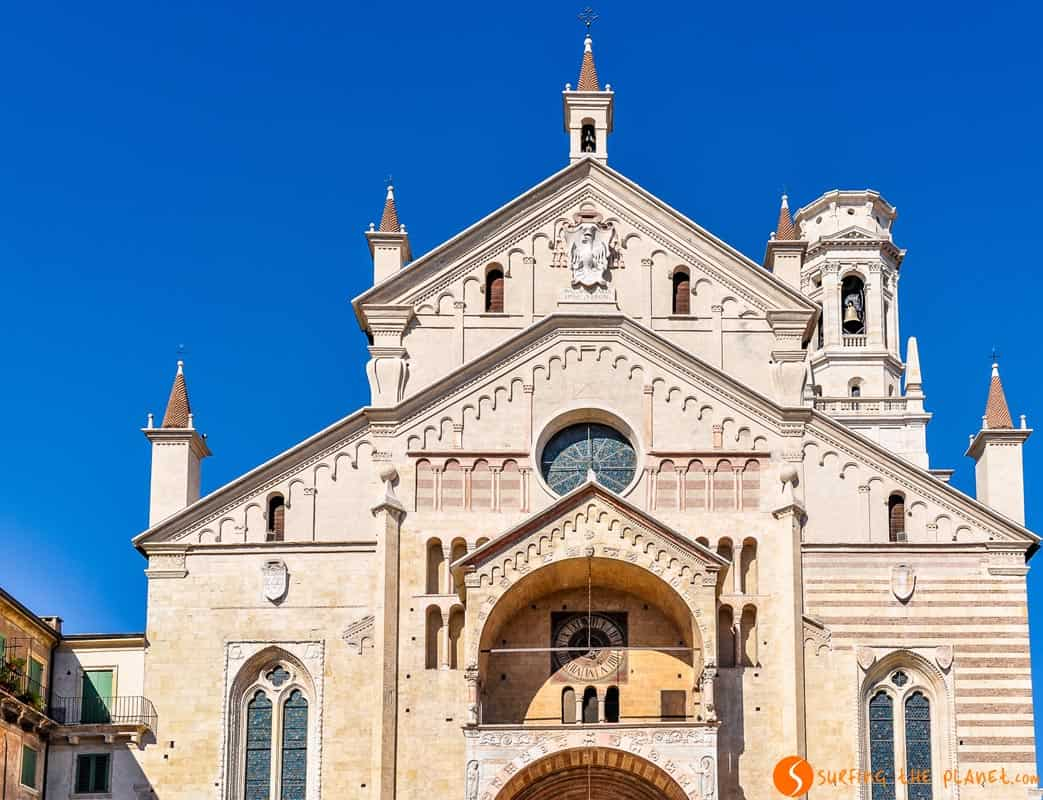 Catedral de Verona, Italia | Qué ver en Verona en un día