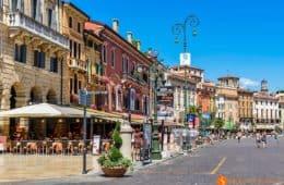 El Liston, Verona, Italia