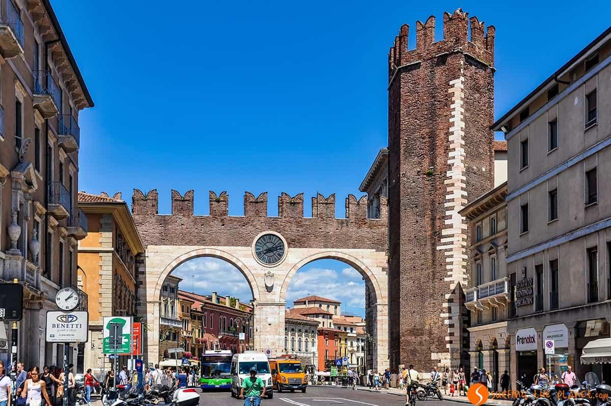 Puerta Grande, Verona, Italia | Qué ver y hacer en Verona