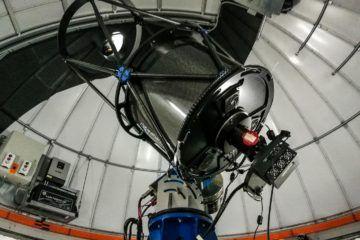Observatorio, Aras de los Olmos, España
