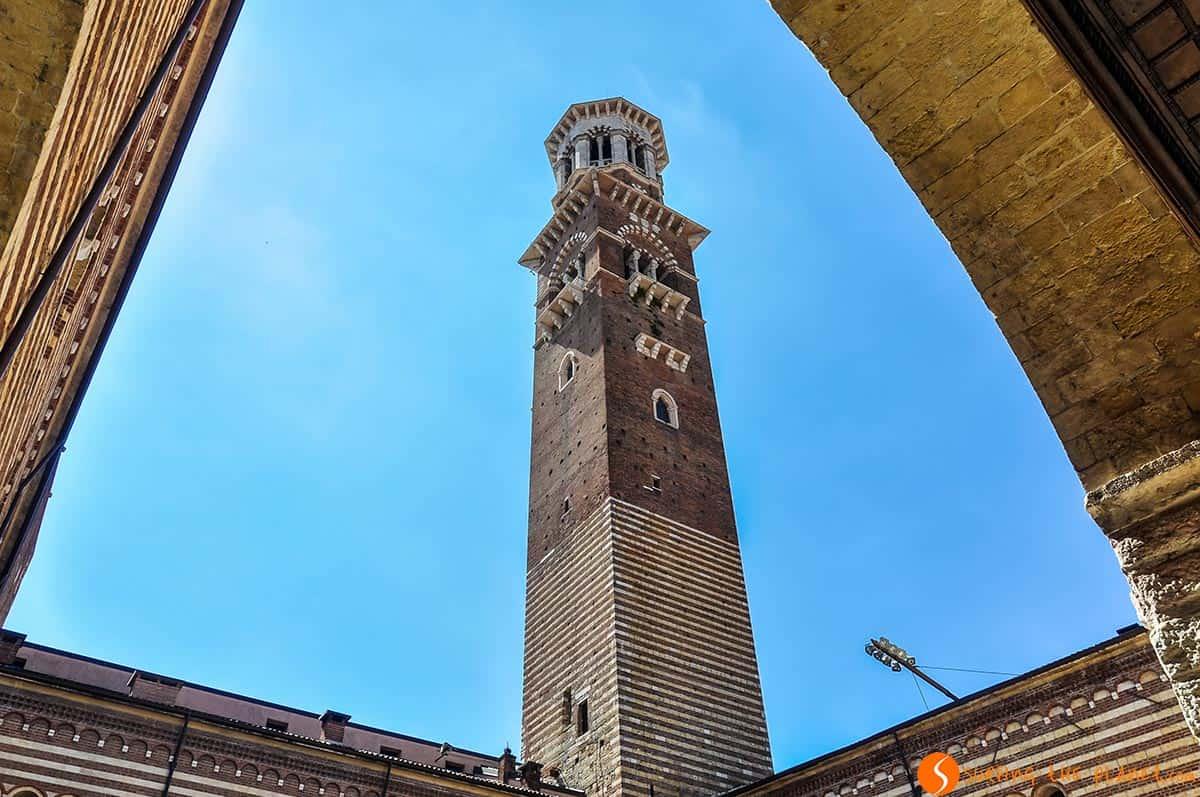 Torre Lamberti, Verona, Italia | Qué ver en Verona