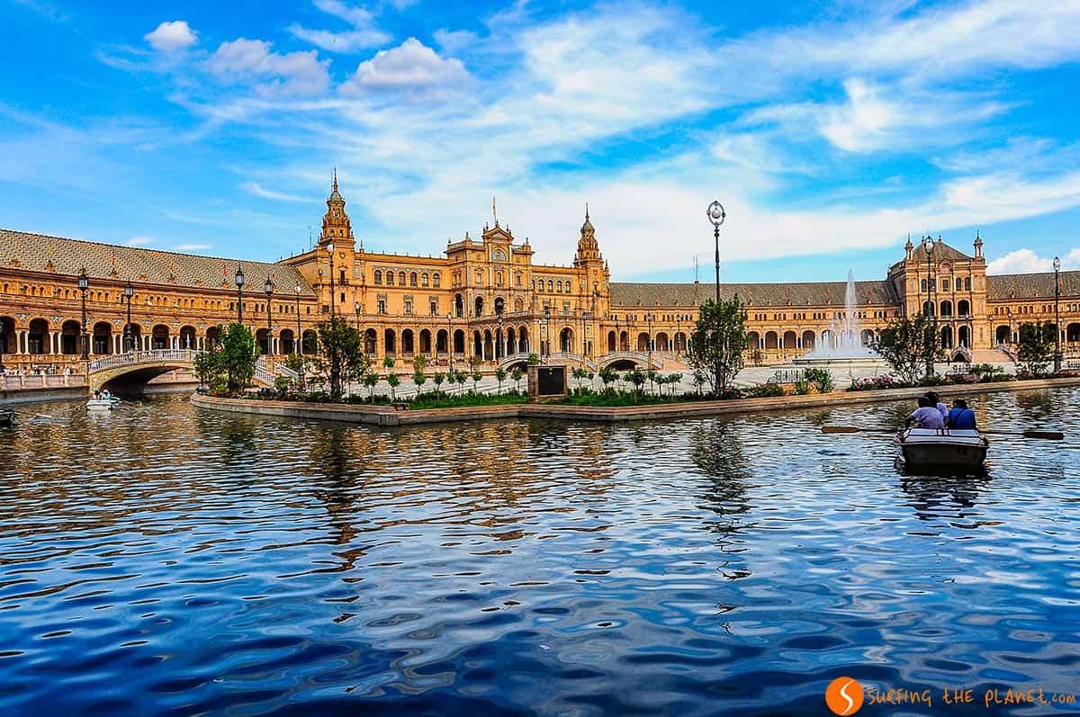 Plaza España, Sevilla | 33 plazas del mundo