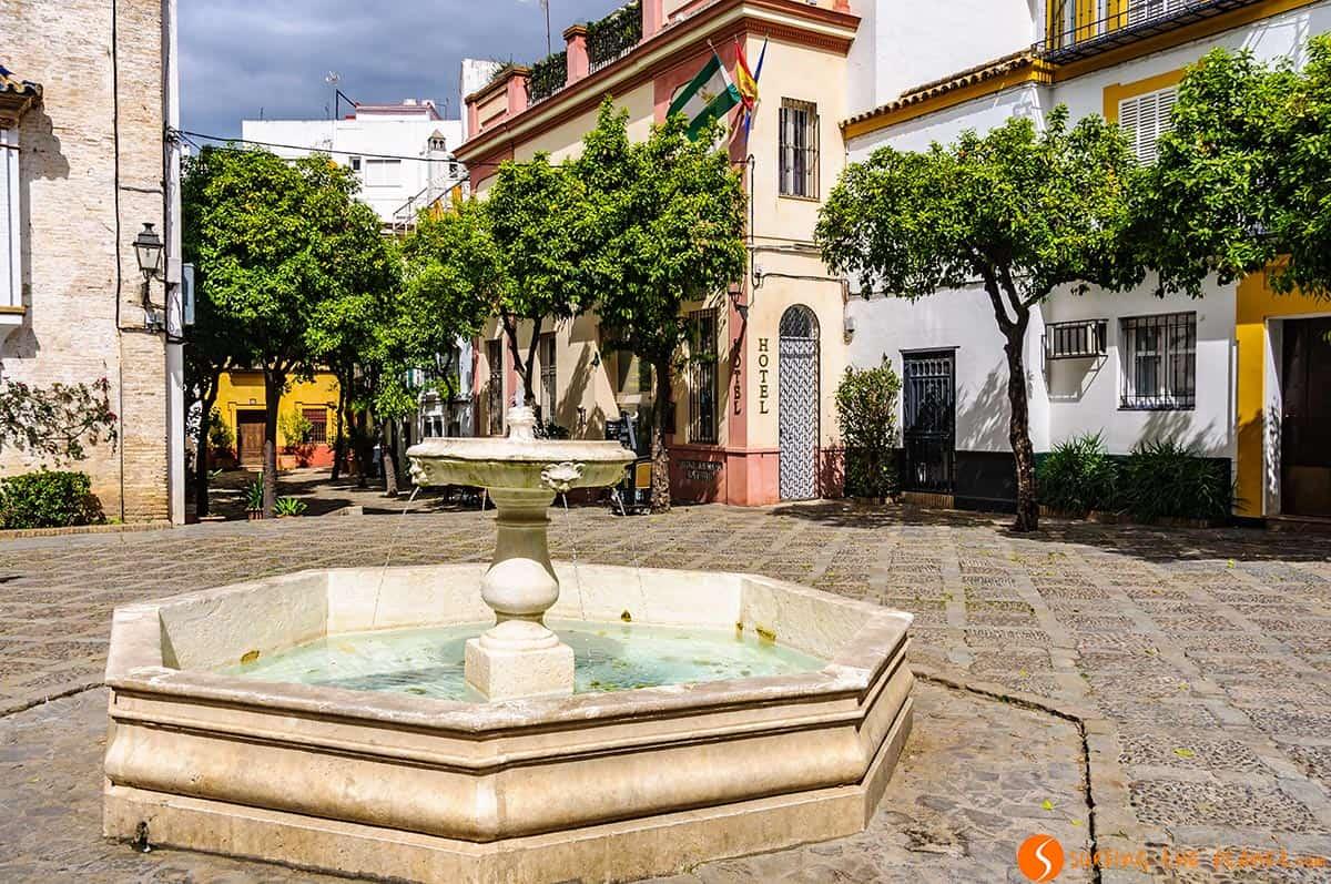 Barrio Judío, Sevilla, España