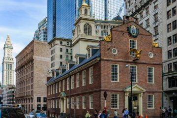 Freedom Trail, Boston, Estados Unidos