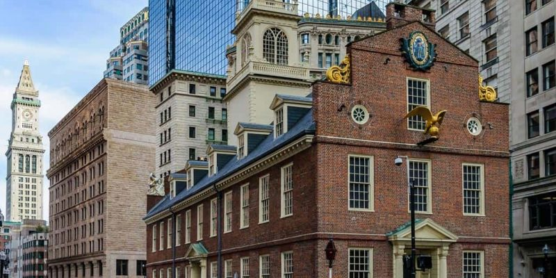 Freedom Trail, Boston, Estados Unidos