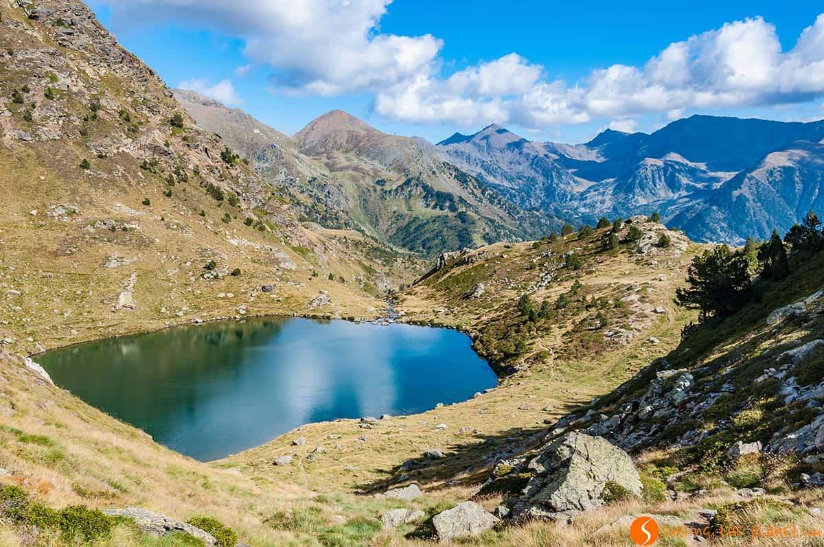 Primer Lago, Lagos Tristaina, Andorra | Los lagos de Andorra - las mejores excursiones