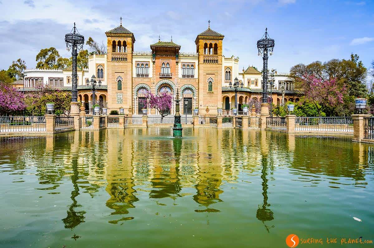 Plaza de América, Sevilla, España