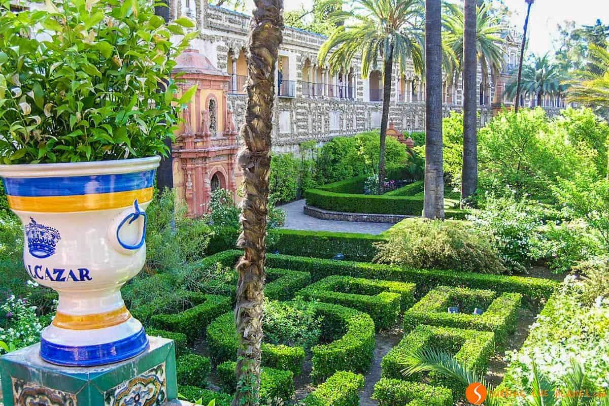 Reales Alcázares, Sevilla, España |Los mejores free tours de Sevilla
