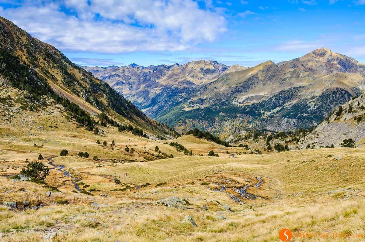 Valle del Río Estanyó, Andorra
